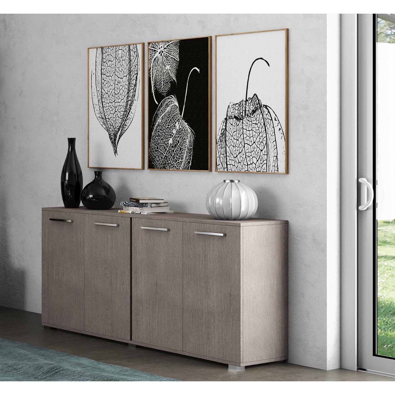 Mobiletto Cucina Bianco.Mobile Multiuso 180